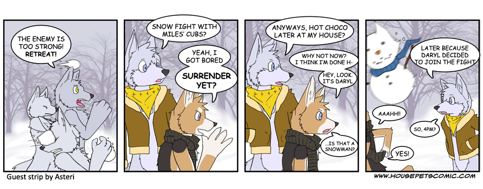 Guest Comic By Asteri