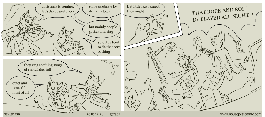 Guest Comic By Gerad R