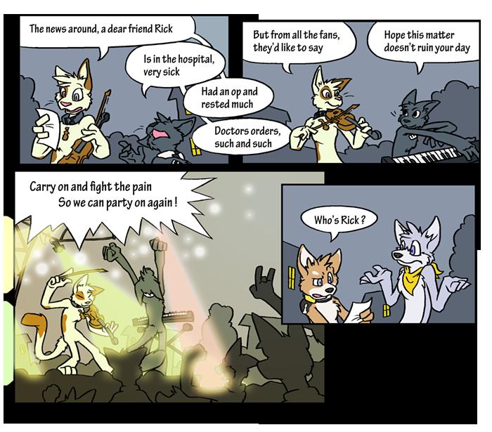 Guest Strip By Geradr